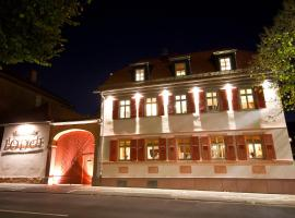Farmerhaus-Lodge, Groß-Umstadt