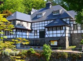 Villa Rur, Monschau (Rohren yakınında)