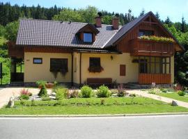 Apartmány Novákovi, Dolní Morava (Horní Morava yakınında)