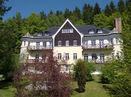 Villa Wilisch, Amtsberg