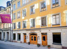 Rex Hotel, Estocolm