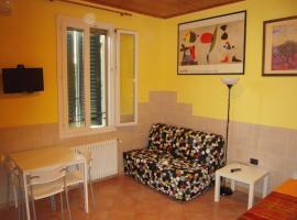 Studio Asiago, Bologna (Santa Viola yakınında)