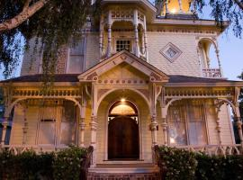Victorian Mansion At Los Alamos, Лос-Аламос
