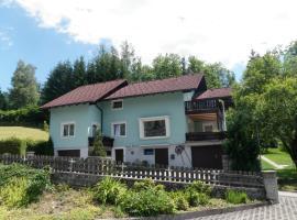 Ferienwohnung Teufl, Aflenz Kurort (Palbersdorf yakınında)