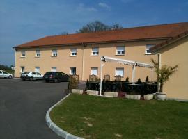 L'Azur Hotel Citotel, Сен-Жюньен (рядом с городом Oradour-sur-Glane)