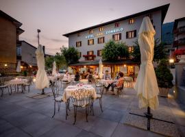 Hotel Ristorante Combolo, Teglio