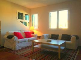 Apartamentos los Fresnos, Torrecaballeros (Espirdo yakınında)