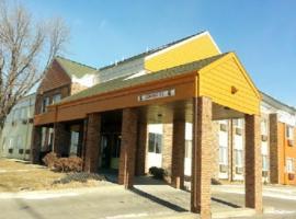 Sunset Inn & Suites, Lincoln (V destinácii Seward a okolí)