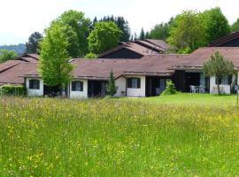 Ferienhaus Karin, Lechbruck (Bernbeuren yakınında)
