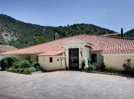 Hostal De La Trucha, Villarluengo (Montoro de Mezquita yakınında)