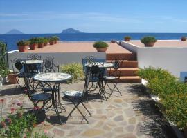 Hotel Punta Barone, Santa Marina Salina