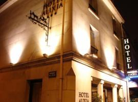 Hotel Alixia, Бур-ла-Рен