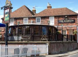 The Roebuck Inn – RelaxInnz, Harrietsham (рядом с городом Lenham)