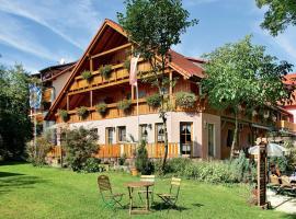 Land- und Aktivhotel Altmühlaue, Bad Rodach (Straufhain yakınında)