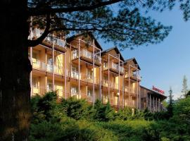 Hotel Solina Resort & Spa, Solina