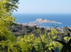 Vista di Sognu, Монтичелло