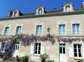 La Villa du Haut Layon, Nueil-sur-Layon (рядом с городом Genneton)