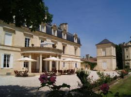 Chateau Pomys, Сант- Эстеф (рядом с городом Cissac-Médoc)