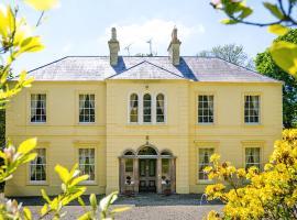 Nutgrove House Luxury B&B, Seaforde (рядом с городом Downpatrick)