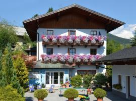 Landhaus Schwaighofer, Russbach am Pass Gschütt (Russbach yakınında)