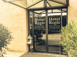Hotel Regio, Rubiera