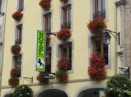 Hotel Cheval De Bronze, Ремирмон