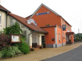 Landhotel Zum Heideberg, Quitzdorf (Weißenberg yakınında)