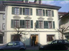 Hotel Rebstock, Meiringen