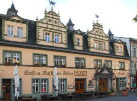 Hotel Adler, Rudolstadt