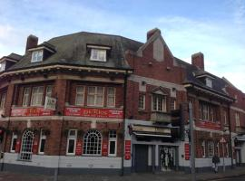 Wellington Hotel, Wallasey