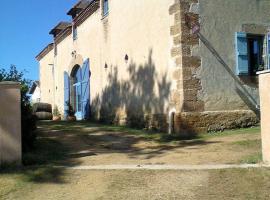 Maison d'Hotes Le Chai d'Armagnac, Monguilhem (рядом с городом Le Houga)