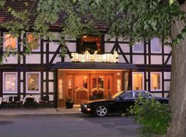 WM-Hotel Englischer Hof, Herzberg am Harz