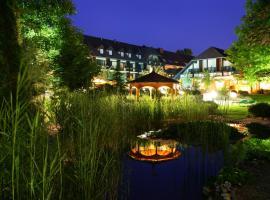 Romantik Hotel im Park, Bad Radkersburg (Laafeld yakınında)