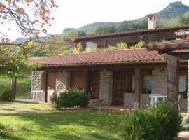 Allotjaments Colomer-Cullell, Bas (рядом с городом Хуанетас)