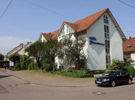 Hotel Zimmermann, Filderstadt (Wolfschlugen yakınında)