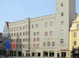 Hotel Goldenes Kreuz, Regensburg