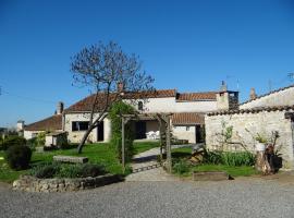 Chambres d'hôtes La Frise, Corpe (рядом с городом Mareuil-sur-Lay)