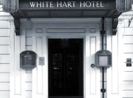 The White Hart Hotel Lincoln