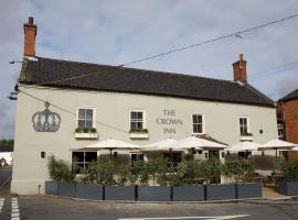 The Crown Inn, East Rudham (рядом с городом Great Massingham)