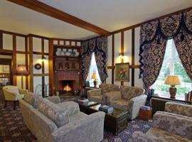 Overton Grange Country Hotel, Ludlow