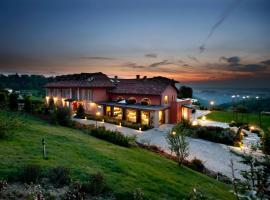 Relais Villa D'Amelia, Benevello