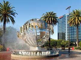 ヒルトン ロサンゼルス ユニバーサル シティー