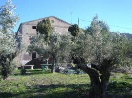 Casa Rural Masía Barbera, Иби