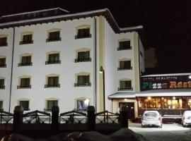 Hotel Romanitza, Dărmăneşti