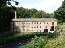 Hewenden Mill Apartments, Haworth (рядом с городом Cullingworth)