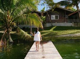 Hotel Santa Barbara Tikal, Флорес (рядом с городом Сан-Бенито)