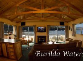 Burilda Waters