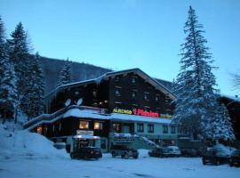 Hotel I Pionieri, Abetone