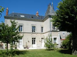 Closerie La Fontaine, Savigné-sur-Lathan (рядом с городом Курсель-де-Туре)