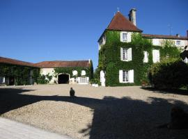 Logis de Guitres - Chambres d'Hotes, Chassors (рядом с городом Nercillac)